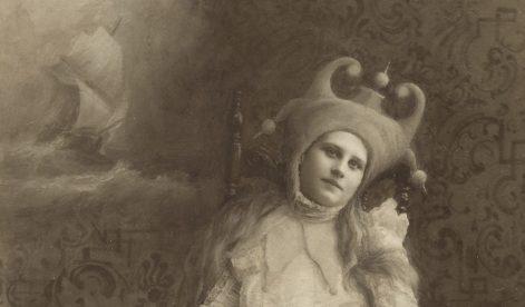artwork by Laura Christensen for Bennington Museum
